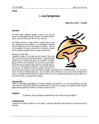 1. Las Lampreas