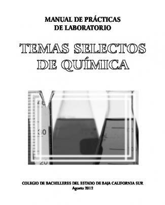 Manual Tem Sel Quim 2012.cdr - Colegio De Bachilleres Del
