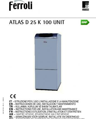 Atlas D 25 K 100 Unit