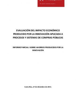 Evaluación Del Impacto Económico Producido Por La