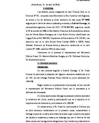 Poder Judicial De La Nación - Centro De Información Judicial