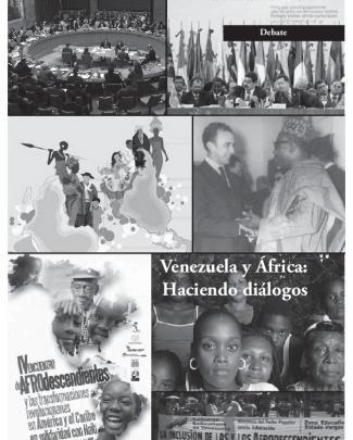 Las Relaciones Diplomáticas Venezuela – áfrica