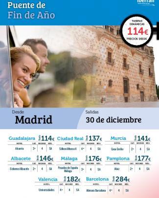 Madrid - Luvantour Viajes