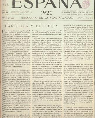 Issue - Hemeroteca Digital