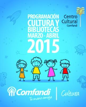 Programación Cultural Abril 2015