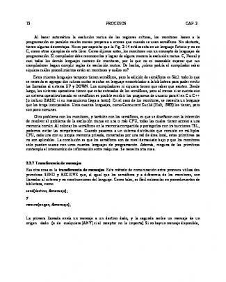 72 Procesos Cap. 2 Al Hacer Automática La Exclusión