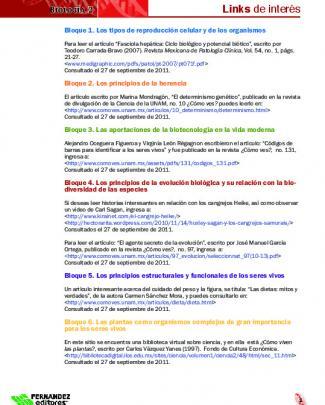 Links De Interés
