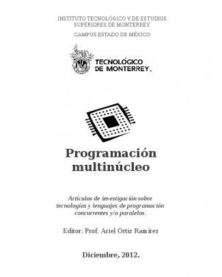 Programación Multinúcleo - Tecnológico De Monterrey