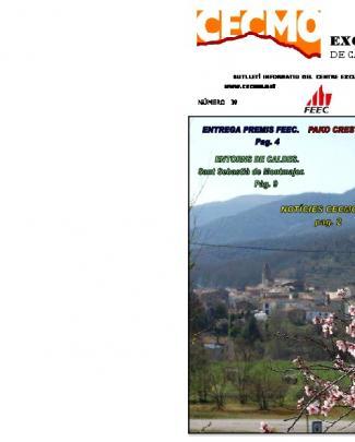 Butlletí - Cecmo Centre Excursionista De Caldes De Montbui