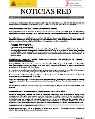 Boletín De Noticias Red