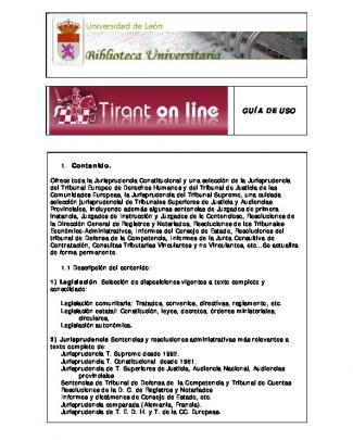 Guía De Uso - Universidad De León