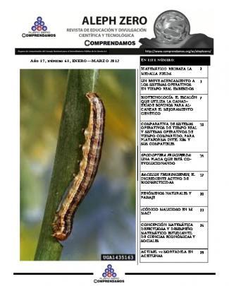 Año 17, Número 63, Enero—marzo 2012