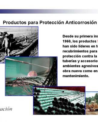 Productos Para Protección Anticorrosión