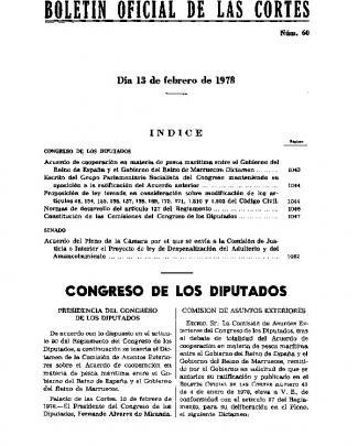 Boletin Oficial De Las Cortes