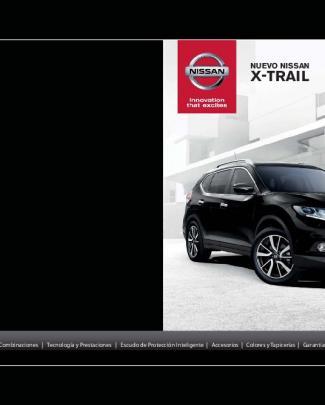 X-trail - Nissan Concesionarios En España