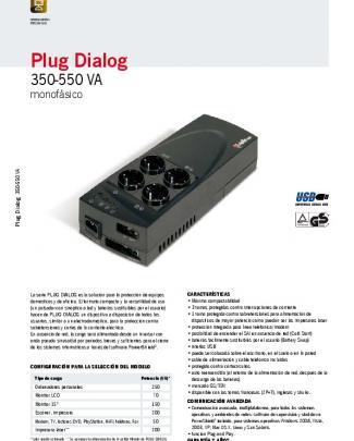 Plug Dialog - Trade Comunicaciones