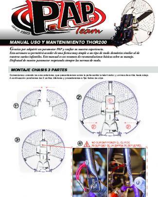 Manual Uso Y Mantenimiento Thor200 1o 2o 2o