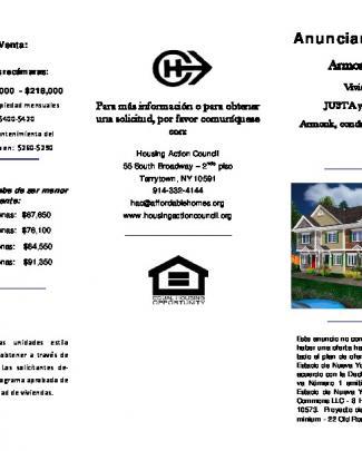 Anunciamos… - Housing Action Council