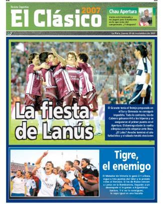 Lanús - Diario Hoy