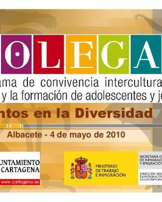 Presentación Colegas En Albacete Abril 2010