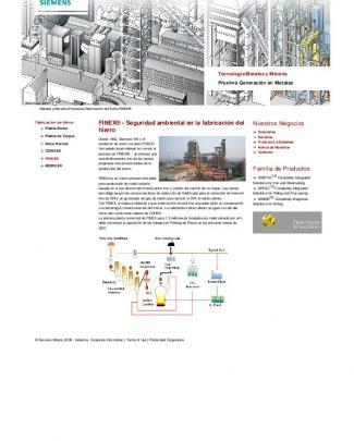Finex® - Seguridad Ambiental En La Fabricación Del Hierro Nuestros