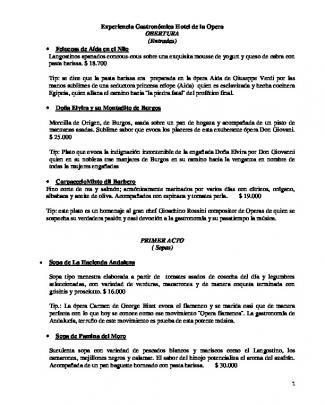 Carta Completa - Atrapalo.com.co