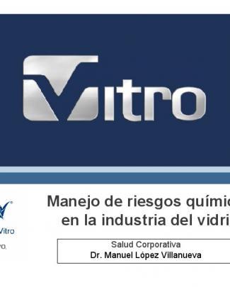 Manejo De Riesgos Químicos En La Industria Del Vidrio