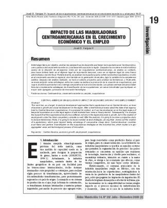 Investigación Resumen Impacto De Las