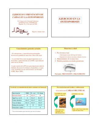 Ejercicio Físico Y Prevención De Caídas