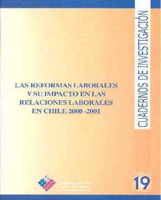 Y Su Impacto En Las Relaciones Láborales En Chile