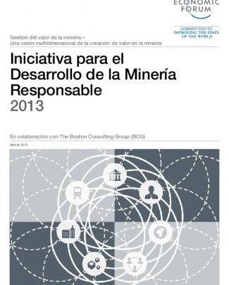 Iniciativa Para El Desarrollo De La Minería Responsable 2013