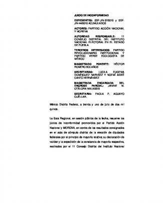 Sdf-jin-0037-2015 Podrían Haber Anulado Eleccion En