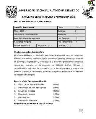 Universidad Nacional Autónoma De México - Reposital