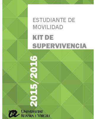 Kit De Supervivencia - Universitat Rovira I Virgili