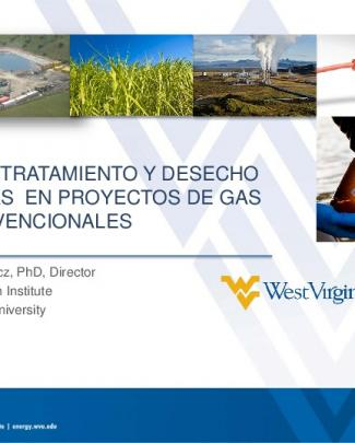 Agua Producida - Unconventional Energy Resources