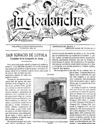 Revista Ilustrada. Año 31, N. 728 [ie 729] - Gobierno