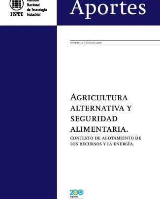 Agricultura Alternativa Y Seguridad Alimentaria.