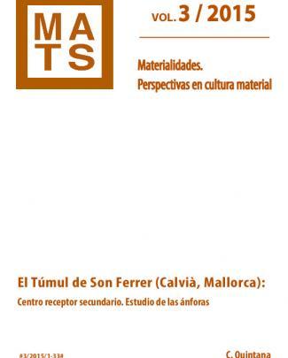 Vol. 3 / 2015 - Edicions Uib - Universitat De Les Illes Balears