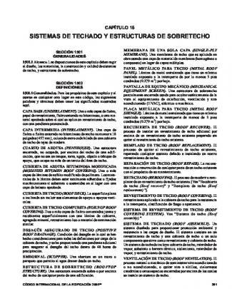 Sistemas De Techado Y Estructuras De Sobretecho