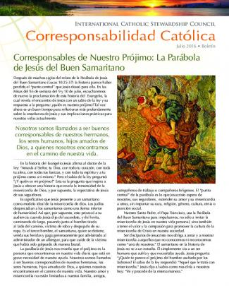 Corresponsabilidad Católica - International Catholic Stewardship