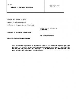 2000 Tspr 192 - Portal De La Rama Judicial