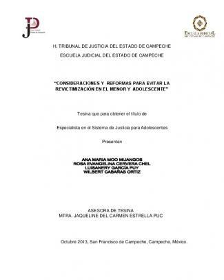 Capitulo 2 - Escuela Judicial Del Estado De Campeche