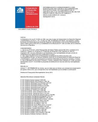 Page 1 Of 6 Subdere Sgdoc 26-01