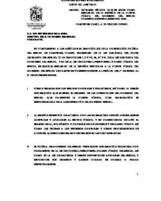 Gobierno Del Estado - Auditoría Superior Del Estado De Campeche