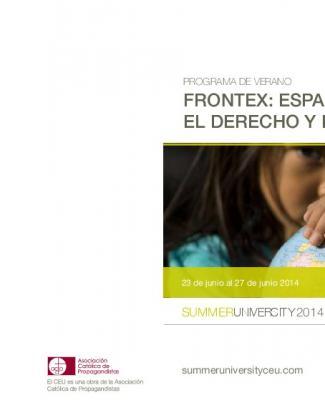 Frontex: Espacios Entre El Derecho Y El Crimen