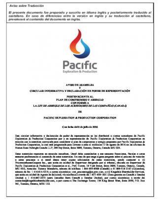 Circular Pacific