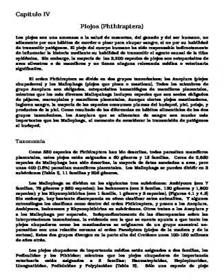 Capítulo Iv Piojos - Phthiraptera.info