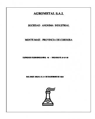 Agrometal Sai