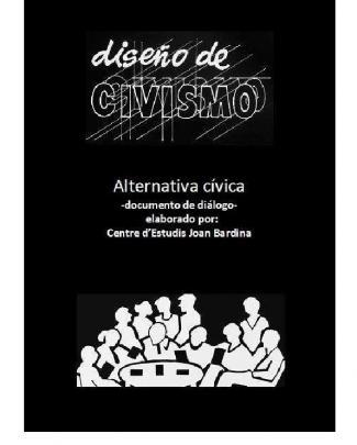Diseño De Civismo. Apuntes De Investigación Interdisciplinar.