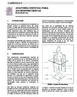 Antropométrica - Capítulo 1 - G-se